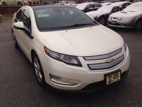2011 Chevrolet Volt for sale at MR Auto Sales Inc. in Eastlake OH