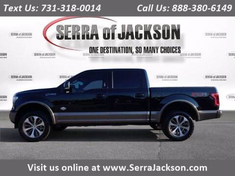 2019 Ford F-150 for sale at Serra Of Jackson in Jackson TN