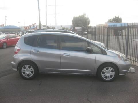 2010 Honda Fit for sale at Town and Country Motors - 1702 East Van Buren Street in Phoenix AZ