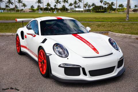 2016 Porsche 911 for sale at Premier Auto Group of South Florida in Wellington FL