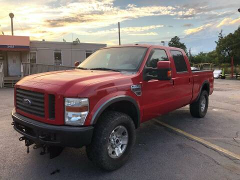 2008 Ford F-250 Super Duty for sale at Saipan Auto Sales in Houston TX