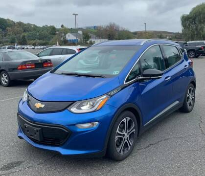 2017 Chevrolet Bolt EV for sale at Caulfields Family Auto Sales in Bath PA