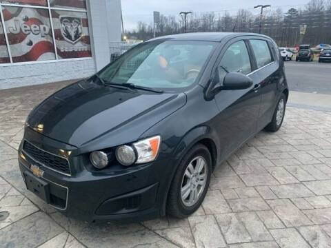 2014 Chevrolet Sonic for sale at Tim Short Auto Mall in Corbin KY