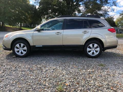 2010 Subaru Outback for sale at Venable & Son Auto Sales in Walnut Cove NC