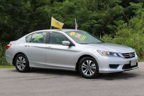 2013 Honda Accord for sale at McMinn Motors Inc in Athens TN