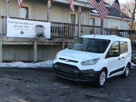 2014 Ford Transit Connect Cargo for sale at Flash Ryd Auto Sales in Kansas City KS