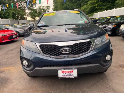 2013 Kia Sorento for sale at Elmora Auto Sales in Elizabeth NJ