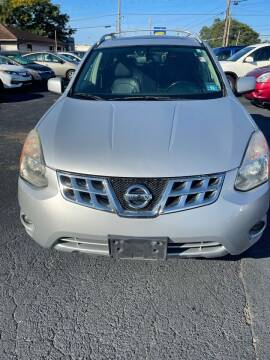 2010 Nissan Rogue for sale at Right Choice Automotive in Rochester NY