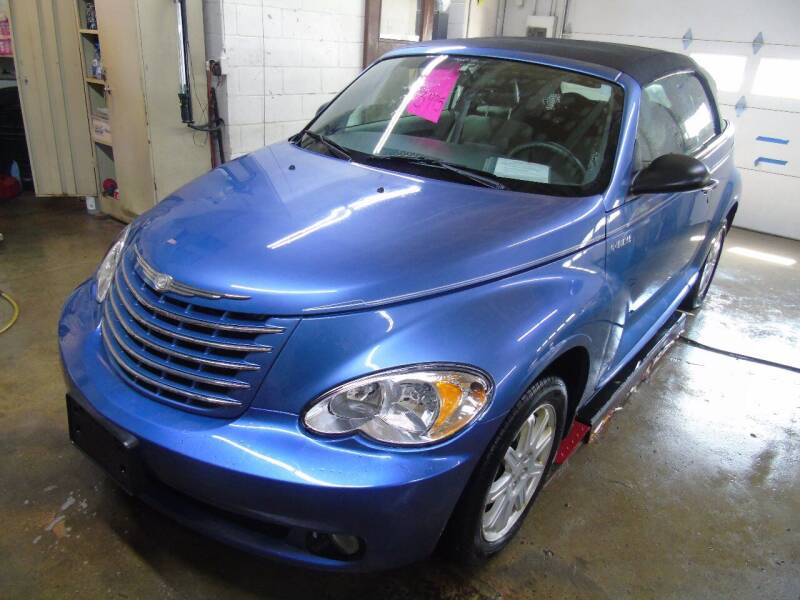 2006 Chrysler PT Cruiser for sale at C&C AUTO SALES INC in Charles City IA