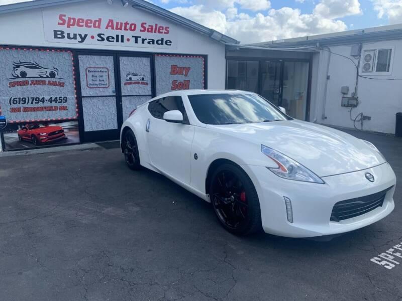 2015 Nissan 370Z for sale at Speed Auto Sales in El Cajon CA