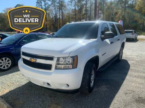 2012 Chevrolet Suburban for sale at Premier Auto Solutions & Sales in Quinton VA