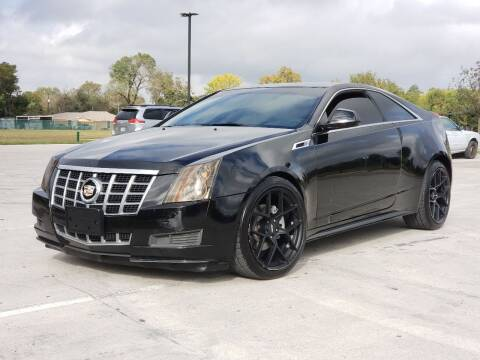 2013 Cadillac CTS for sale at R&B in Houston TX