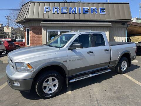 2012 RAM Ram Pickup 1500 for sale at Premiere Auto Sales in Washington PA