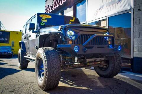2012 Jeep Wrangler Unlimited for sale at Buy Here Pay Here Auto Sales in Newark NJ