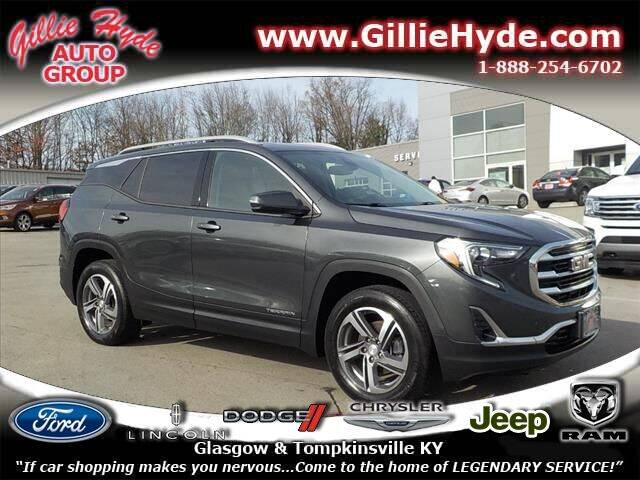 2018 GMC Terrain for sale at Gillie Hyde Auto Group in Glasgow KY
