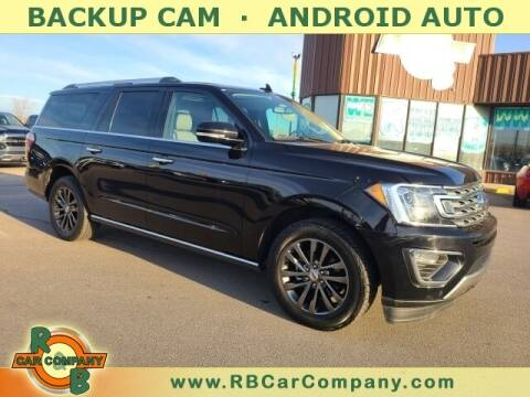2019 Ford Expedition MAX for sale at R & B Car Company in South Bend IN