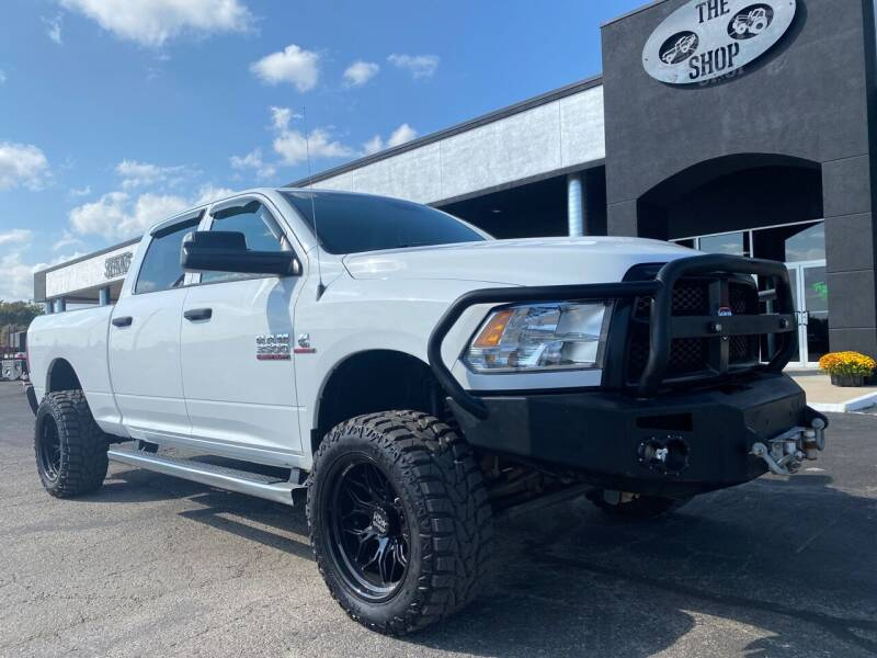 2014 RAM Ram Pickup 3500 for sale at The Truck Shop in Okemah OK