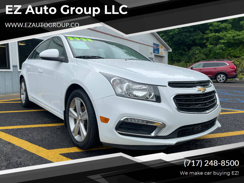 2016 Chevrolet Cruze Limited for sale at EZ Auto Group LLC in Lewistown PA
