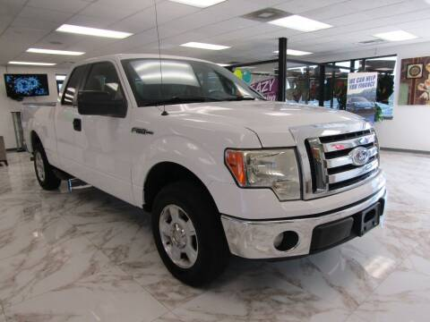 2011 Ford F-150 for sale at Dealer One Auto Credit in Oklahoma City OK