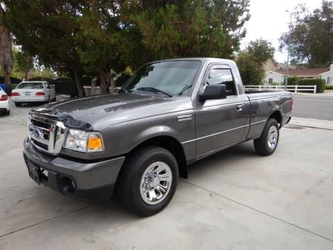 2011 Ford Ranger for sale at California Cadillac & Collectibles in Los Angeles CA