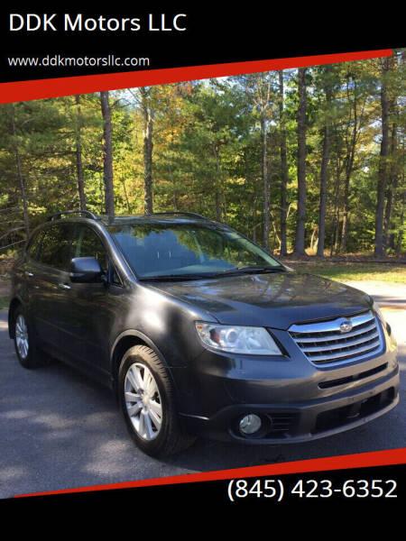 2008 Subaru Tribeca for sale at DDK Motors LLC in Rock Hill NY