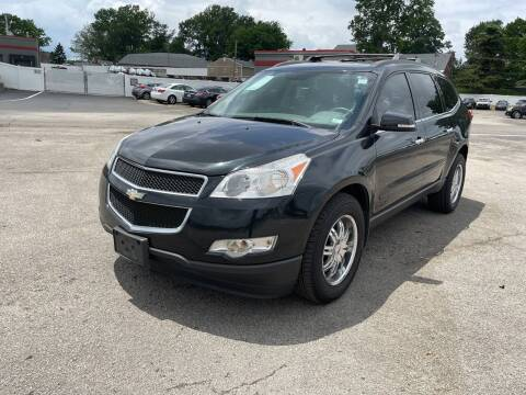 2012 Chevrolet Traverse for sale at CHAD AUTO SALES in Bridgeton MO