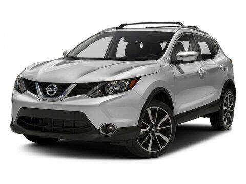 2017 Nissan Rogue Sport for sale at Hawk Ford of St. Charles in St Charles IL