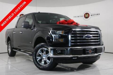 2016 Ford F-150 for sale at INDY'S UNLIMITED MOTORS - UNLIMITED MOTORS in Westfield IN