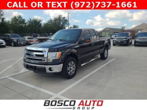 2013 Ford F-150 for sale at Bosco Auto Group in Flower Mound TX
