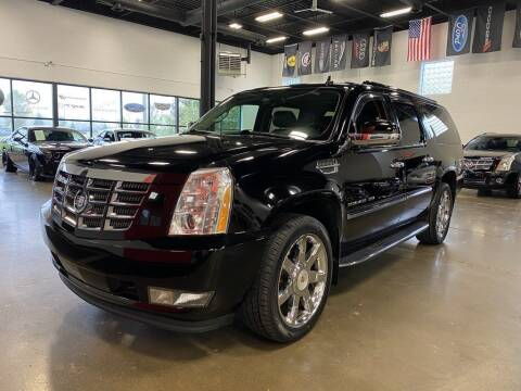 2014 Cadillac Escalade ESV for sale at CarNova in Sterling Heights MI