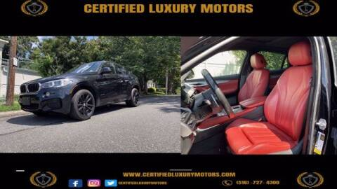 2018 BMW X6 for sale at Certified Luxury Motors in Great Neck NY