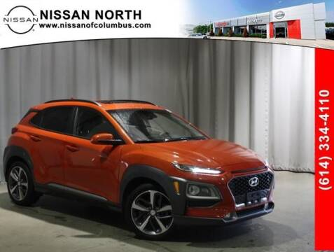 2019 Hyundai Kona for sale at Auto Center of Columbus in Columbus OH