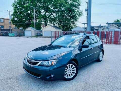 2009 Subaru Impreza for sale at ARCH AUTO SALES in Saint Louis MO