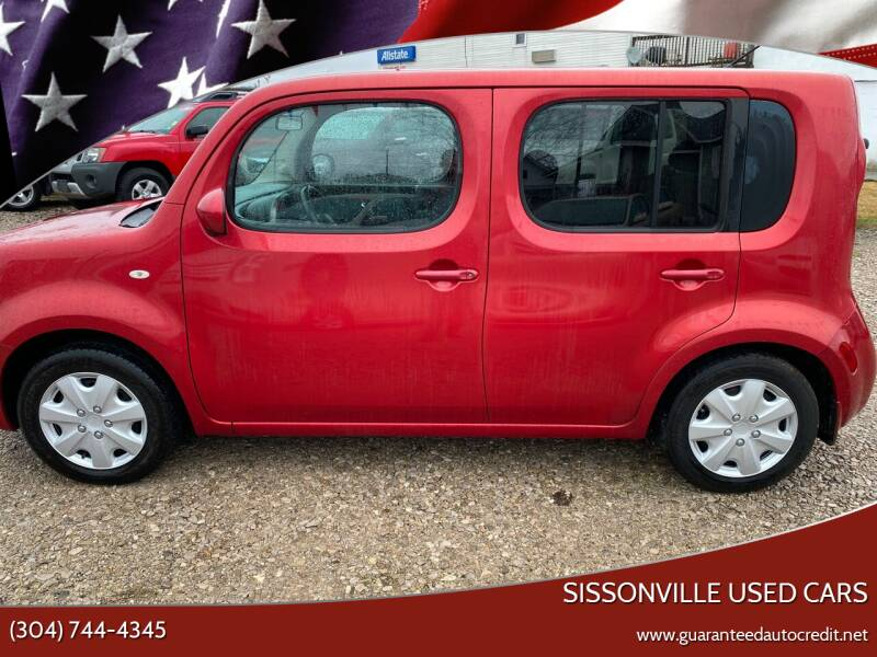 2010 Nissan cube for sale at Sissonville Used Cars in Charleston WV