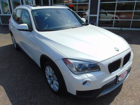 2013 BMW X1 for sale at Akron Auto Sales in Akron OH