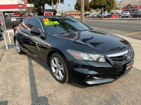 2011 Honda Accord for sale at Auto Max of Ventura in Ventura CA