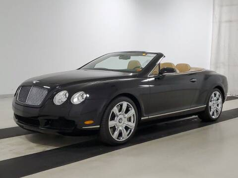 2008 Bentley Continental for sale at Used Car Factory Sales & Service in Bradenton FL