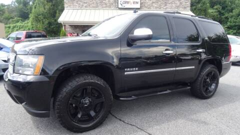 2009 Chevrolet Tahoe for sale at Driven Pre-Owned in Lenoir NC