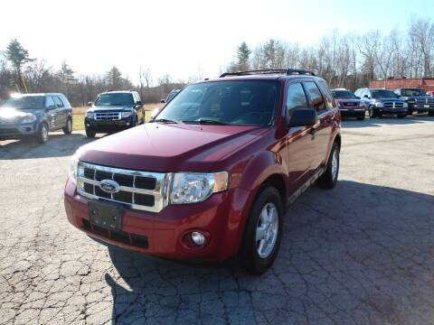 2009 Ford Escape for sale at Route 111 Auto Sales in Hampstead NH