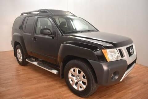 2010 Nissan Xterra for sale at Paris Motors Inc in Grand Rapids MI
