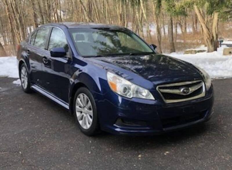 2010 Subaru Legacy for sale at Euro Motors of Stratford in Stratford CT