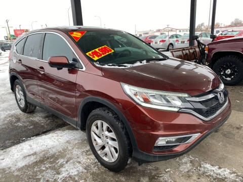 2015 Honda CR-V for sale at Top Line Auto Sales in Idaho Falls ID
