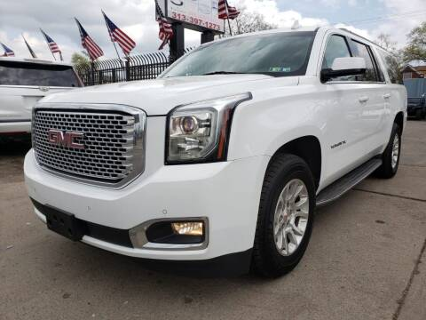 2016 GMC Yukon XL for sale at Gus's Used Auto Sales in Detroit MI