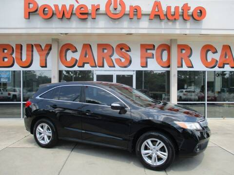 2015 Acura RDX for sale at Power On Auto LLC in Monroe NC
