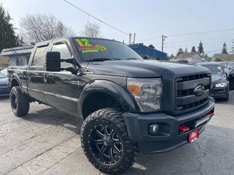 2012 Ford F-350 Super Duty for sale at Real Deal Cars in Everett WA