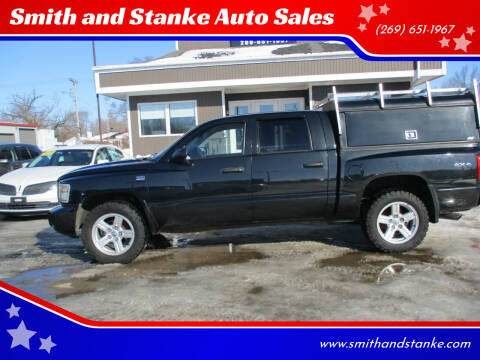 2011 RAM Dakota for sale at Smith and Stanke Auto Sales in Sturgis MI