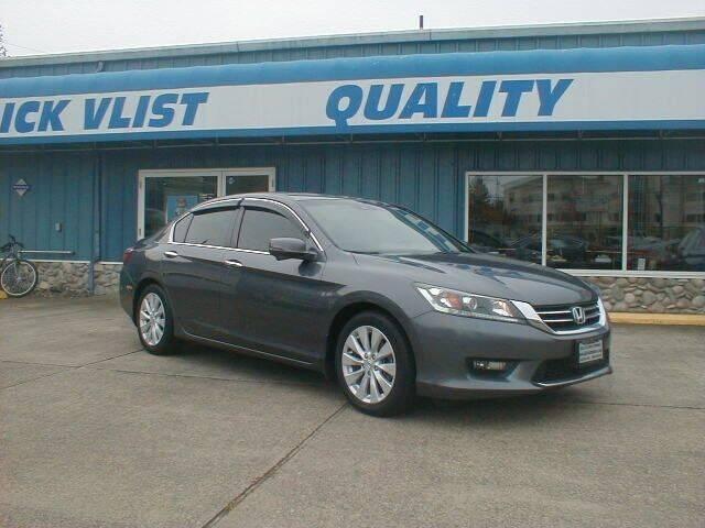 2015 Honda Accord for sale at Dick Vlist Motors, Inc. in Port Orchard WA