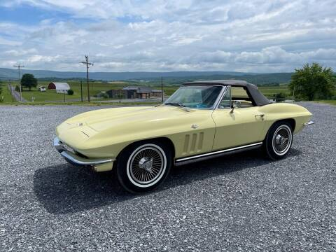 1965 Chevrolet Corvette for sale at All Collector Autos LLC in Bedford PA