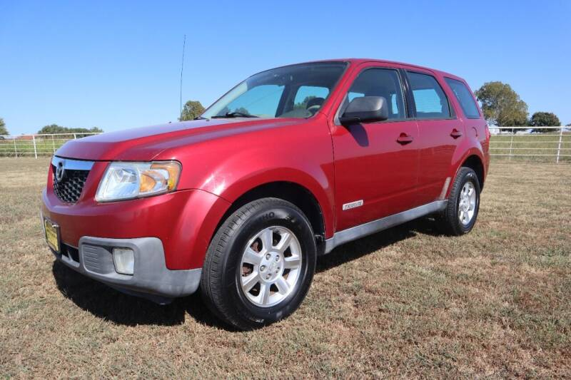 2008 Mazda Tribute for sale at Liberty Truck Sales in Mounds OK