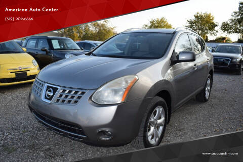 2009 Nissan Rogue for sale at American Auto Center in Austin TX